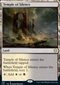 Temple of Silence -