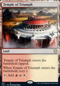 Temple of Triumph -