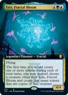 Esix, Fractal Bloom -
