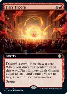 Fiery Encore -