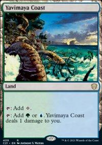 Yavimaya Coast -