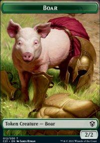 Boar -