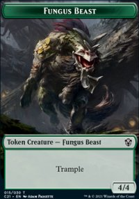 Fungus Beast -