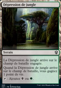 Dépression de jungle -