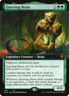 Questing Beast 2 - Throne of Eldraine