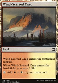 Wind-Scarred Crag - Eternal Masters