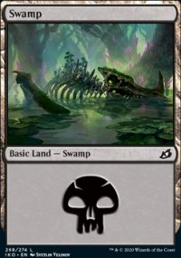 Swamp 3 - Ikoria Lair of Behemoths