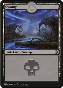 Swamp 1 - Kaladesh Remastered