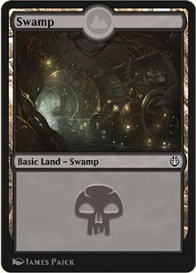 Swamp 2 - Kaladesh Remastered