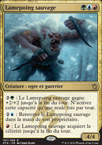 Lamepoing sauvage -