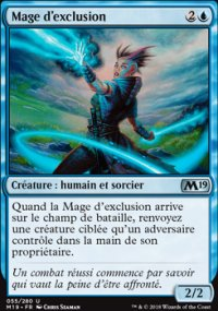 Mage d'exclusion -
