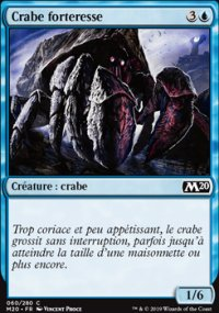 Crabe forteresse -