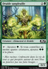 Druide sangfeuille -