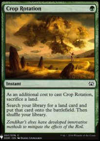 Crop Rotation - Mystery Booster