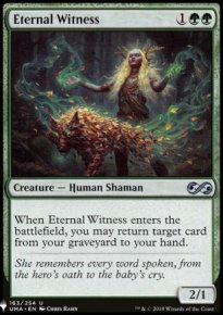Eternal Witness - Mystery Booster
