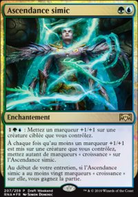 Ascendance simic -