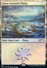 Snow-Covered Plains -