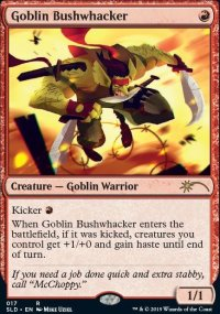 Goblin Bushwhacker -