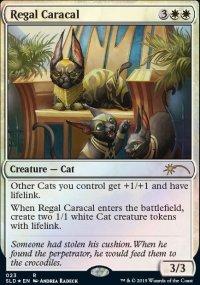 Regal Caracal -