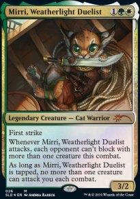 Mirri, Weatherlight Duelist -