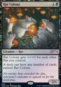Rat Colony -
