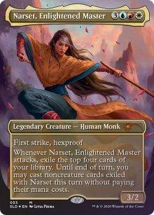 Narset, Enlightened Master -