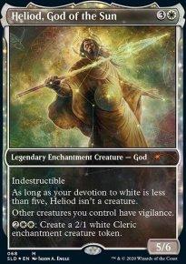 Heliod, God of the Sun -