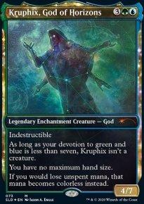 Kruphix, God of Horizons -