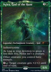 Nylea, God of the Hunt -