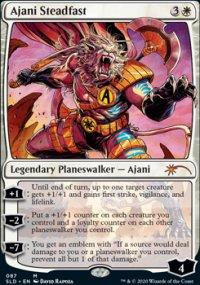 Ajani Steadfast -