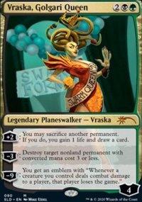 Vraska, Golgari Queen -