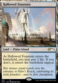 Hallowed Fountain -