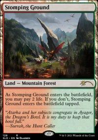 Stomping Ground -