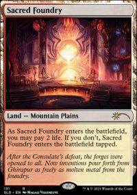 Sacred Foundry -