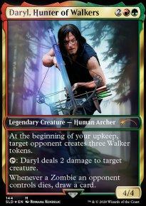 Daryl, Hunter of Walkers -