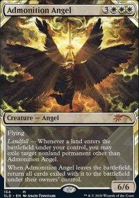 Admonition Angel -