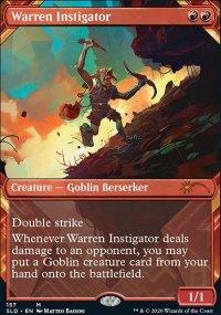 Warren Instigator -