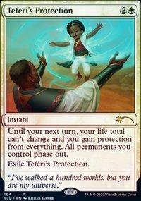 Teferi's Protection -