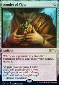 Amulet of Vigor -