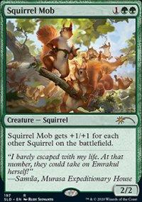 Squirrel Mob -