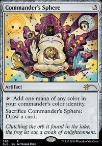 Commander's Sphere -