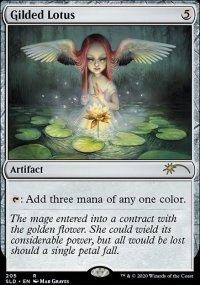 Gilded Lotus -