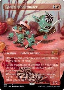 Goblin Rabblemaster -