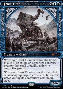 Frost Titan -