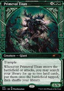 Primeval Titan -