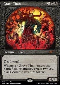 Grave Titan -