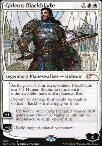 Gideon Blackblade -