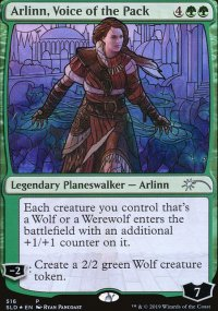 Arlinn, Voice of the Pack -