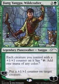 Jiang Yanggu, Wildcrafter -