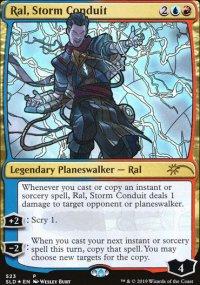 Ral, Storm Conduit -